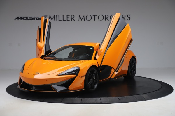 Used 2017 McLaren 570S Coupe for sale $149,900 at Aston Martin of Greenwich in Greenwich CT 06830 13