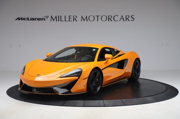 Used 2017 McLaren 570S Coupe for sale $149,900 at Aston Martin of Greenwich in Greenwich CT 06830 14
