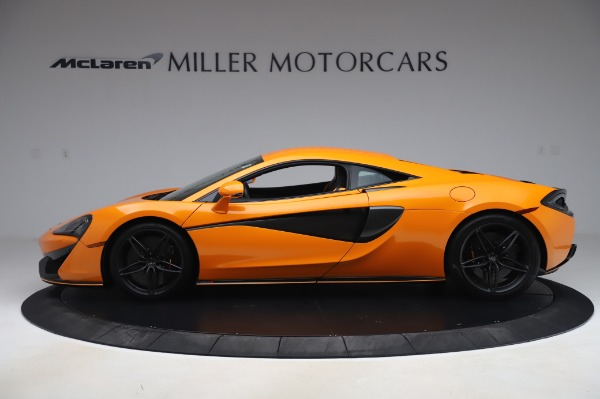Used 2017 McLaren 570S Coupe for sale $149,900 at Aston Martin of Greenwich in Greenwich CT 06830 2