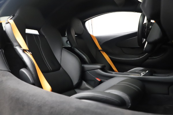 Used 2017 McLaren 570S Coupe for sale $149,900 at Aston Martin of Greenwich in Greenwich CT 06830 22