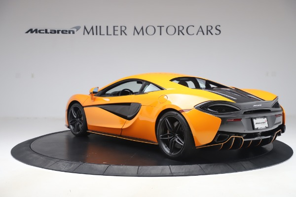 Used 2017 McLaren 570S Coupe for sale $149,900 at Aston Martin of Greenwich in Greenwich CT 06830 3
