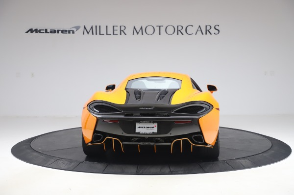 Used 2017 McLaren 570S Coupe for sale $149,900 at Aston Martin of Greenwich in Greenwich CT 06830 5