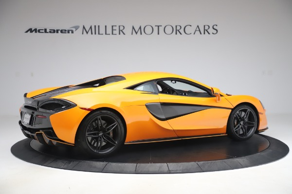 Used 2017 McLaren 570S Coupe for sale $149,900 at Aston Martin of Greenwich in Greenwich CT 06830 7