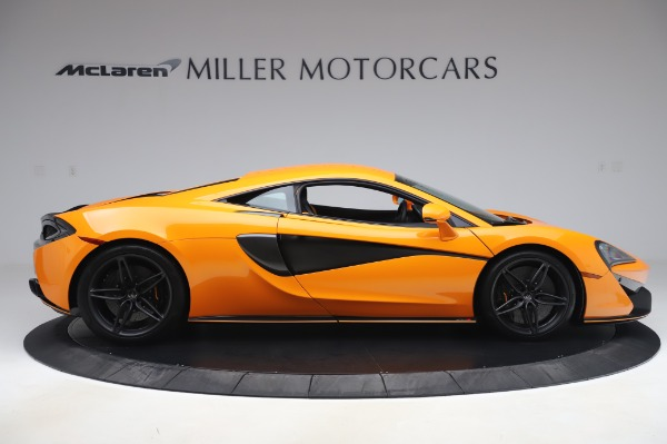 Used 2017 McLaren 570S Coupe for sale $149,900 at Aston Martin of Greenwich in Greenwich CT 06830 8