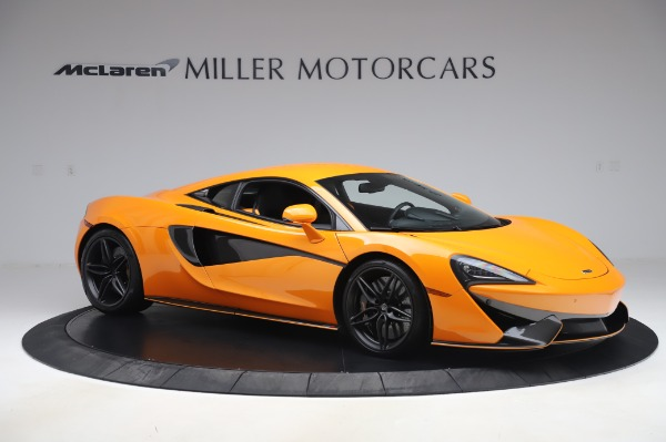 Used 2017 McLaren 570S Coupe for sale $149,900 at Aston Martin of Greenwich in Greenwich CT 06830 9
