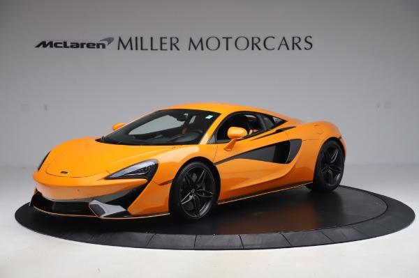 Used 2017 McLaren 570S for sale Sold at Aston Martin of Greenwich in Greenwich CT 06830 1