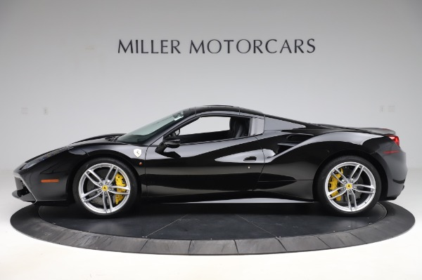 Used 2017 Ferrari 488 Spider for sale $284,900 at Aston Martin of Greenwich in Greenwich CT 06830 13