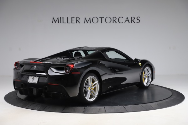 Used 2017 Ferrari 488 Spider for sale $284,900 at Aston Martin of Greenwich in Greenwich CT 06830 15