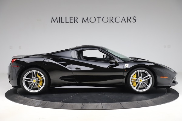 Used 2017 Ferrari 488 Spider for sale $284,900 at Aston Martin of Greenwich in Greenwich CT 06830 16