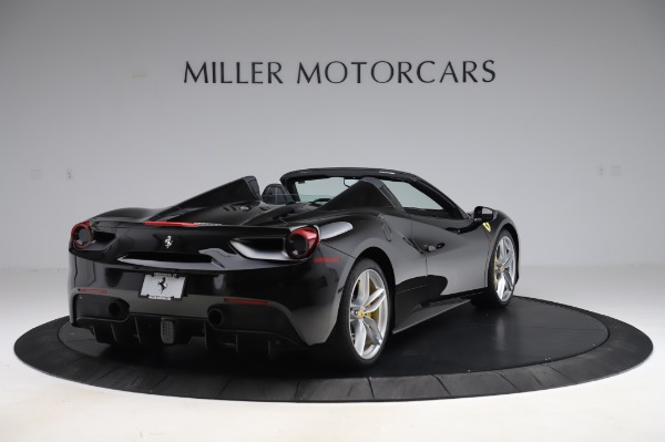 Used 2017 Ferrari 488 Spider for sale $284,900 at Aston Martin of Greenwich in Greenwich CT 06830 7