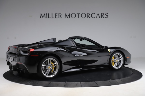Used 2017 Ferrari 488 Spider for sale $284,900 at Aston Martin of Greenwich in Greenwich CT 06830 8