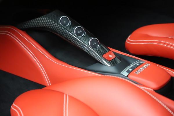 Used 2016 Ferrari 488 GTB Base for sale $239,900 at Aston Martin of Greenwich in Greenwich CT 06830 21