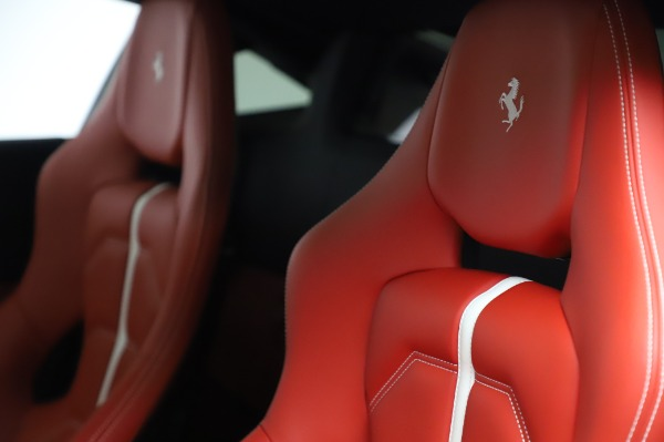 Used 2016 Ferrari 488 GTB Base for sale $239,900 at Aston Martin of Greenwich in Greenwich CT 06830 22
