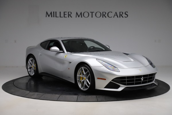 Used 2015 Ferrari F12 Berlinetta for sale $235,900 at Aston Martin of Greenwich in Greenwich CT 06830 11