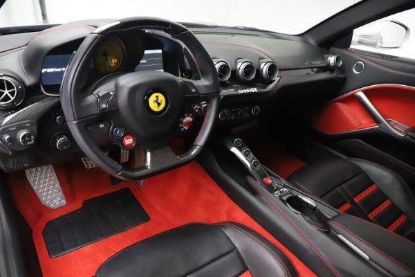 Used 2015 Ferrari F12 Berlinetta for sale $235,900 at Aston Martin of Greenwich in Greenwich CT 06830 13