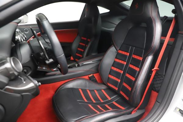 Used 2015 Ferrari F12 Berlinetta for sale $235,900 at Aston Martin of Greenwich in Greenwich CT 06830 15