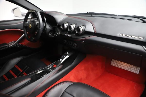 Used 2015 Ferrari F12 Berlinetta for sale $235,900 at Aston Martin of Greenwich in Greenwich CT 06830 17