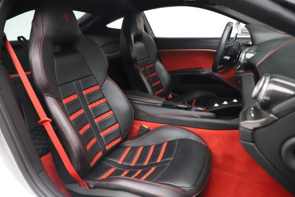 Used 2015 Ferrari F12 Berlinetta for sale $235,900 at Aston Martin of Greenwich in Greenwich CT 06830 19