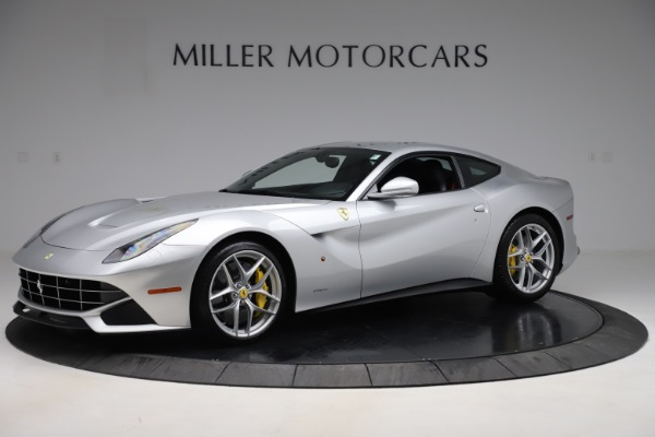 Used 2015 Ferrari F12 Berlinetta for sale $235,900 at Aston Martin of Greenwich in Greenwich CT 06830 2
