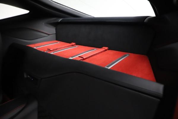 Used 2015 Ferrari F12 Berlinetta for sale $235,900 at Aston Martin of Greenwich in Greenwich CT 06830 22