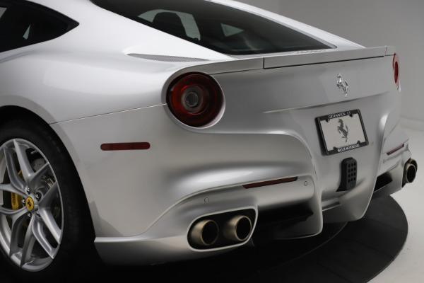 Used 2015 Ferrari F12 Berlinetta for sale $235,900 at Aston Martin of Greenwich in Greenwich CT 06830 26
