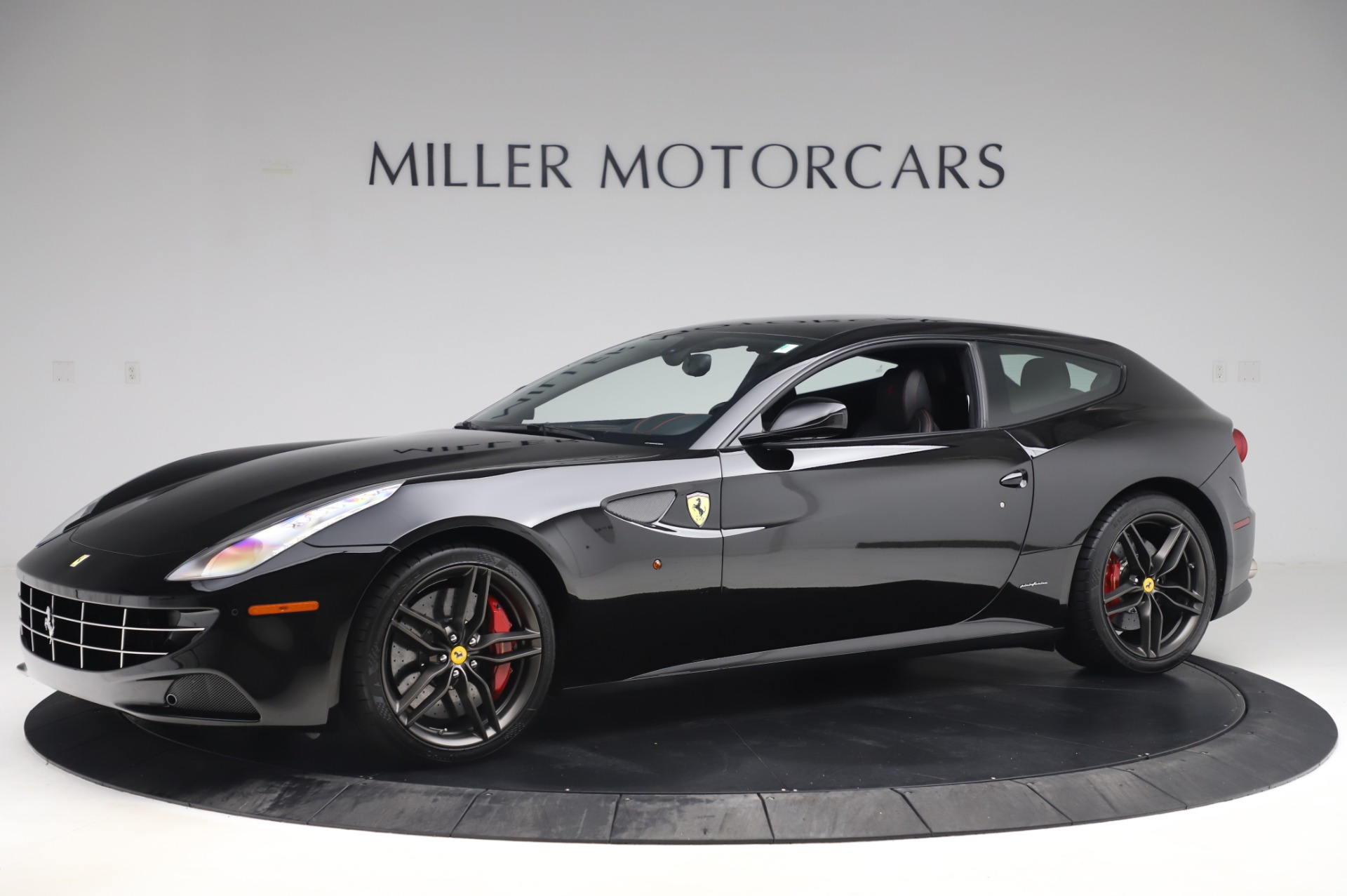 Pre Owned 2016 Ferrari Ff For Sale Special Pricing Aston Martin Of Greenwich Stock 4559a