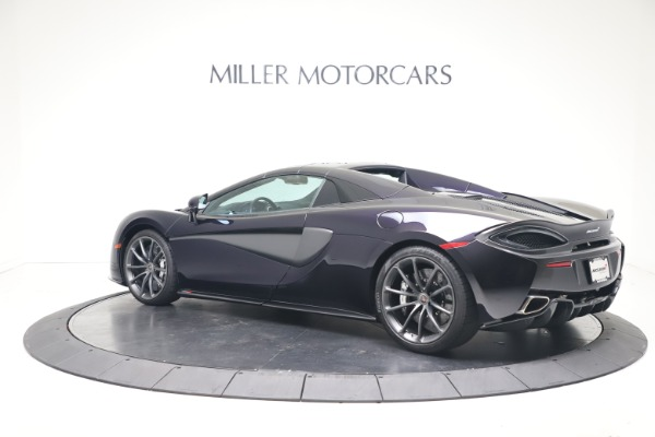 Used 2019 McLaren 570S Spider for sale $186,900 at Aston Martin of Greenwich in Greenwich CT 06830 12