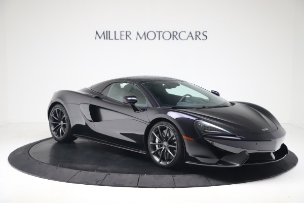 Used 2019 McLaren 570S Spider Convertible for sale $189,900 at Aston Martin of Greenwich in Greenwich CT 06830 16