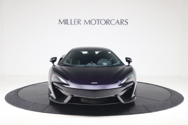 Used 2019 McLaren 570S Spider Convertible for sale $189,900 at Aston Martin of Greenwich in Greenwich CT 06830 9
