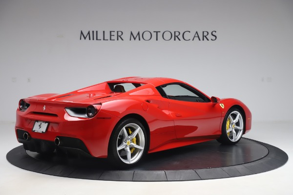 Used 2018 Ferrari 488 Spider Base for sale $289,900 at Aston Martin of Greenwich in Greenwich CT 06830 15