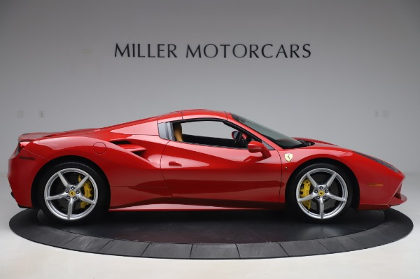 Used 2018 Ferrari 488 Spider Base for sale $289,900 at Aston Martin of Greenwich in Greenwich CT 06830 16