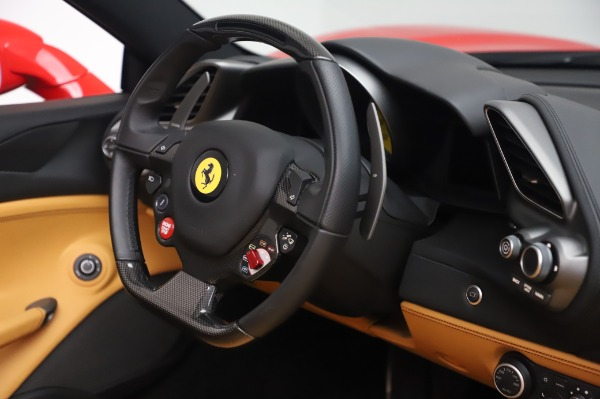 Used 2018 Ferrari 488 Spider Base for sale $289,900 at Aston Martin of Greenwich in Greenwich CT 06830 26