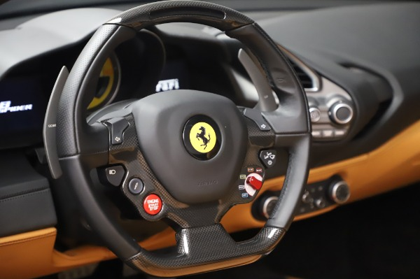 Used 2018 Ferrari 488 Spider Base for sale $289,900 at Aston Martin of Greenwich in Greenwich CT 06830 27
