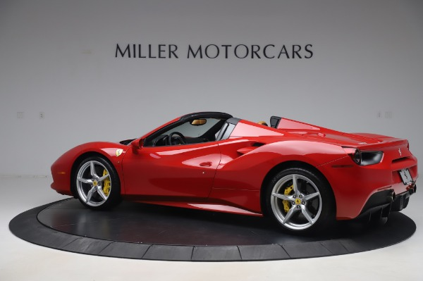 Used 2018 Ferrari 488 Spider Base for sale $289,900 at Aston Martin of Greenwich in Greenwich CT 06830 4