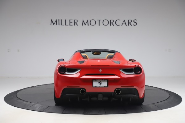 Used 2018 Ferrari 488 Spider Base for sale $289,900 at Aston Martin of Greenwich in Greenwich CT 06830 6