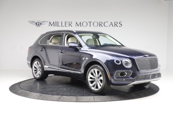 Used 2017 Bentley Bentayga W12 for sale $133,900 at Aston Martin of Greenwich in Greenwich CT 06830 11
