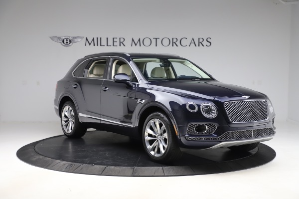 Used 2017 Bentley Bentayga W12 for sale $133,900 at Aston Martin of Greenwich in Greenwich CT 06830 12