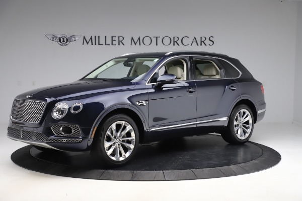 Used 2017 Bentley Bentayga W12 for sale $133,900 at Aston Martin of Greenwich in Greenwich CT 06830 2