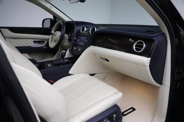 Used 2017 Bentley Bentayga W12 for sale $139,900 at Aston Martin of Greenwich in Greenwich CT 06830 25