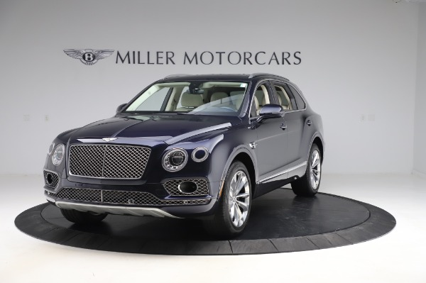 Used 2017 Bentley Bentayga W12 for sale $133,900 at Aston Martin of Greenwich in Greenwich CT 06830 1