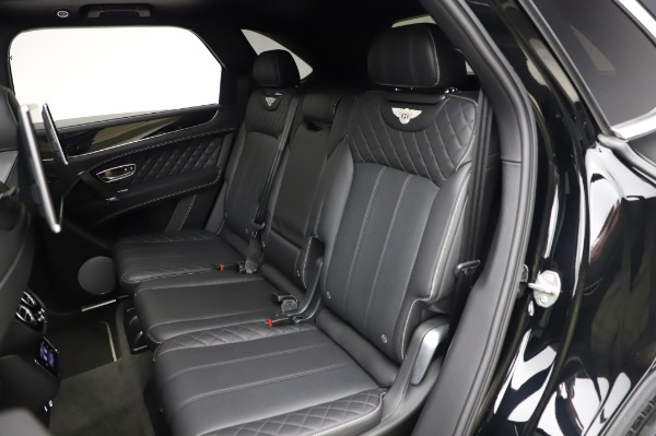 Used 2018 Bentley Bentayga Activity Edition for sale Call for price at Aston Martin of Greenwich in Greenwich CT 06830 25