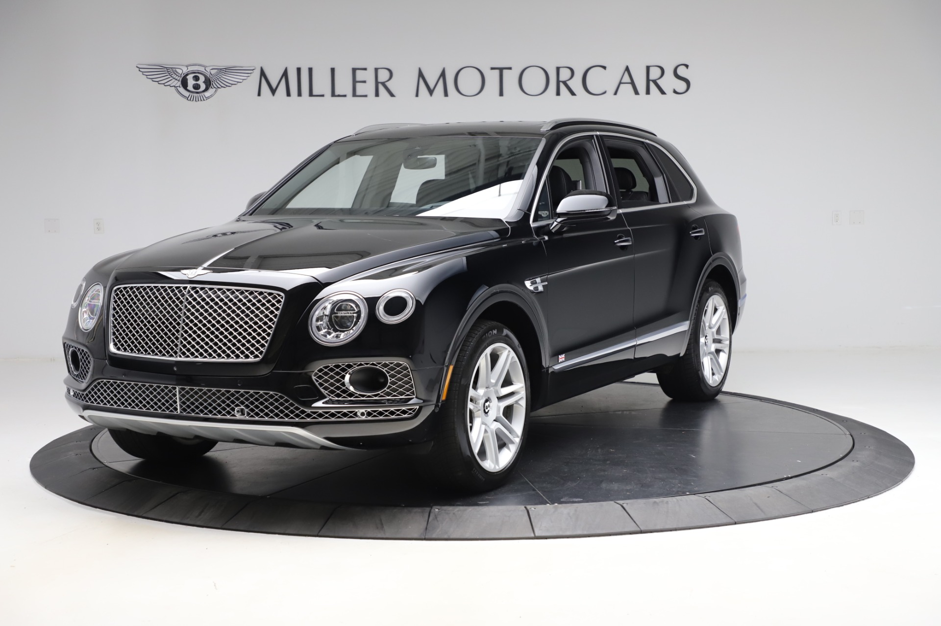 Used 2018 Bentley Bentayga Activity Edition for sale Call for price at Aston Martin of Greenwich in Greenwich CT 06830 1