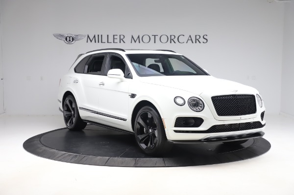 Used 2018 Bentley Bentayga Black Edition for sale Call for price at Aston Martin of Greenwich in Greenwich CT 06830 11