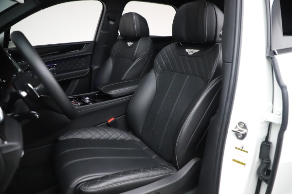 Used 2018 Bentley Bentayga Black Edition for sale Call for price at Aston Martin of Greenwich in Greenwich CT 06830 21