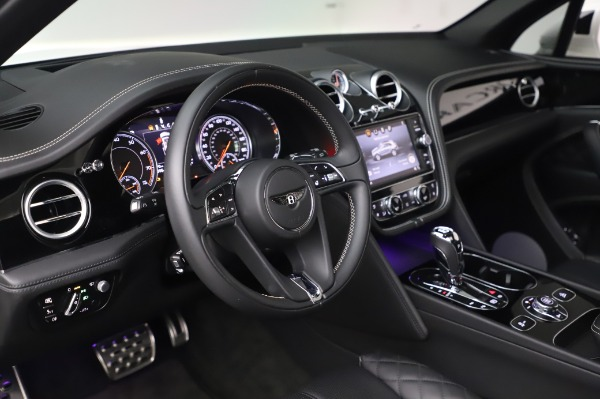 Used 2018 Bentley Bentayga Black Edition for sale Call for price at Aston Martin of Greenwich in Greenwich CT 06830 23