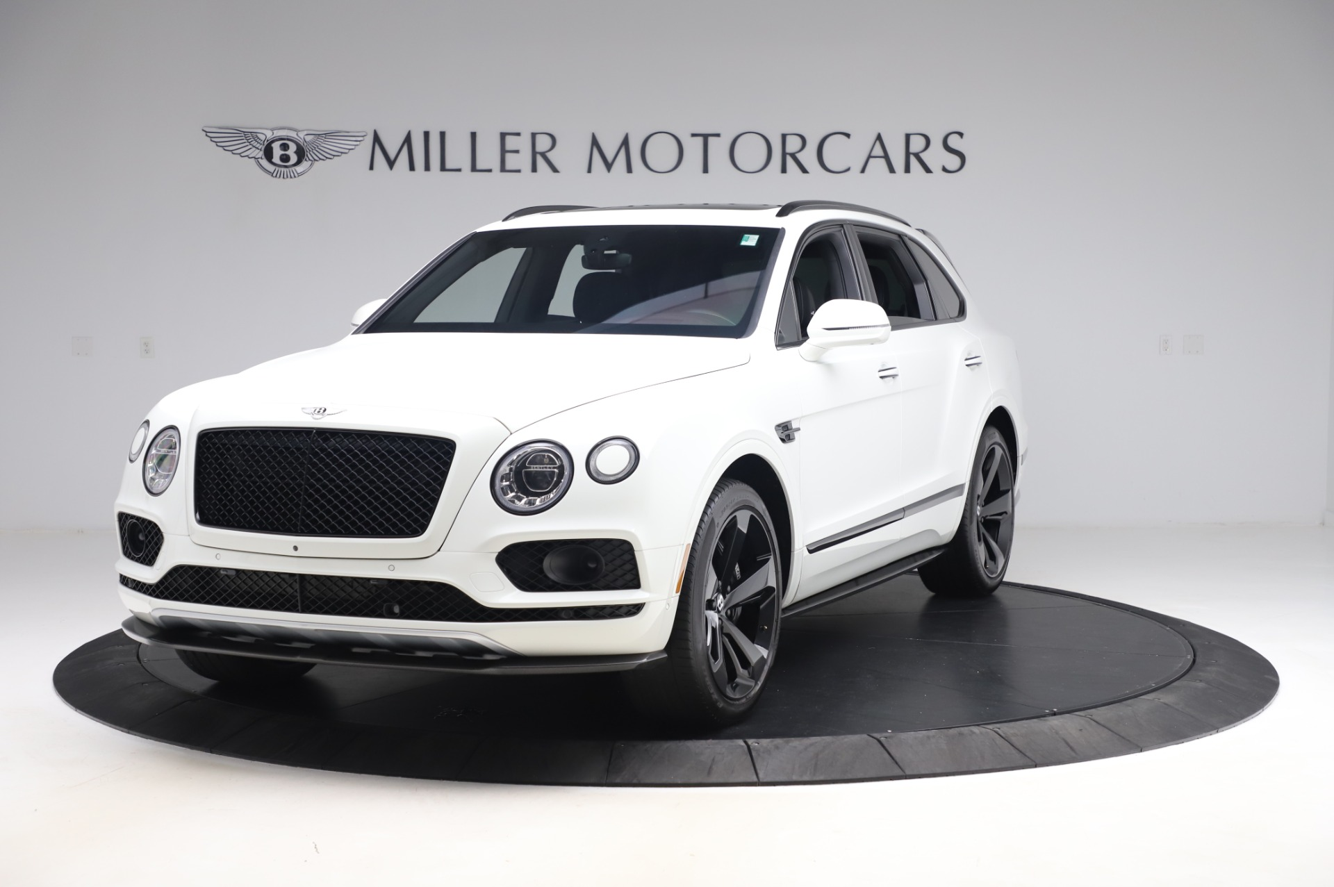 Used 2018 Bentley Bentayga Black Edition for sale Call for price at Aston Martin of Greenwich in Greenwich CT 06830 1