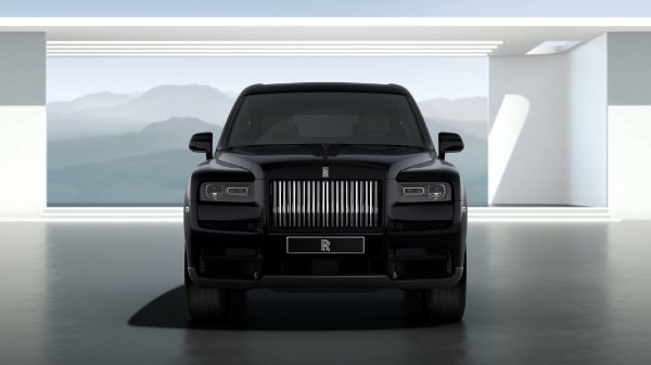 New 2021 Rolls-Royce Cullinan Black Badge for sale Call for price at Aston Martin of Greenwich in Greenwich CT 06830 2