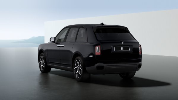 New 2021 Rolls-Royce Cullinan Black Badge for sale Call for price at Aston Martin of Greenwich in Greenwich CT 06830 4
