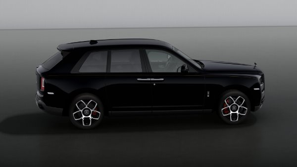 New 2021 Rolls-Royce Cullinan Black Badge for sale Call for price at Aston Martin of Greenwich in Greenwich CT 06830 5