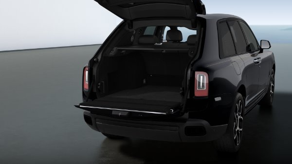 New 2021 Rolls-Royce Cullinan Black Badge for sale Call for price at Aston Martin of Greenwich in Greenwich CT 06830 6